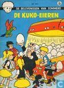 Strips - Jommeke - De Kuko-eieren