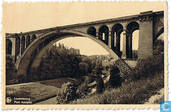 Luxembourg - Pont Adolphe