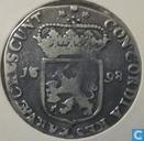 Zealand silver ducat 1698