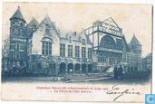 Exposition Universelle et Internationale de Liège 1905 - Le Palais de l'Art Ancien