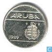 Aruba 5 cents 1989