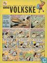 Strips - Ons Volkske (tijdschrift) - 1965 nummer  6