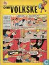 Comics - Ons Volkske (Illustrierte) - 1965 nummer  34