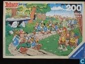 Asterix als legionair