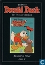 Strips - Donald Duck - Jaargang 1959 deel 2