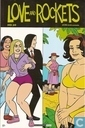 Bandes dessinées - Gold diggers of 1969 - Love and Rockets 20