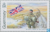 25th Anniversary of the Falklands War