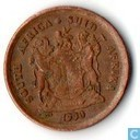 South Africa 1 cent 1990