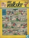 Comics - Ons Volkske (Illustrierte) - 1958 nummer  38