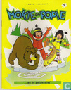 Comic Books - Mokie en Popie - Mokie en Popie en de pelzendief