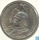 """Monnaies - Prusse - Prusse 2 mark 1901 """"200 ans de Prusse règne"""""""