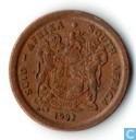 Zuid-Afrika 2 cents 1992