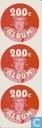 VERKEERDE RUBRIEK -STICKERS 200e album