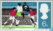 Timbres-poste - Grande-Bretagne [GBR] - Coupe du monde football