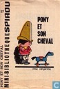 Pony et son cheval