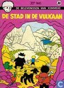 Comic Books - Jeremy and Frankie - De stad in de vulkaan