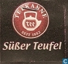 Tea bags and Tea labels - Teekanne - Süßer Teufel