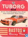 Beer mats - Denmark - Racing Team Bastos