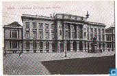 Liège - L'Université et la Statue André Dumont