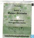 Sachets et étiquettes de thé - Lutzi -  4. Lutzi's Weisser Blütentee ( staat op achterkant )