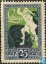 Libération Kurland 1918