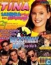Bandes dessinées - Tina (tijdschrift) - 1996 nummer  48
