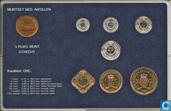 Netherlands Antilles year set 1989