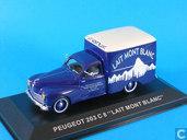 """Peugeot 203 C 8 """"Lait Mont Blanc"""""""