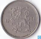 Finland 50 penniä 1921