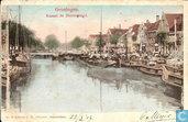 Groningen - Kanaal de Heerensingel