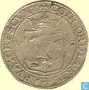 West-Friesland half Dutch rijksdaalder 1623