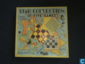 Star collection of five games