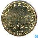 Albanie 10 leke 1996
