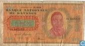 Katanga 100 Franks
