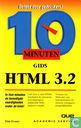 10 Minuten Gids HTML 3.2