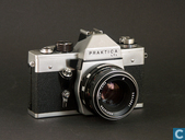 Praktica LTL Chroom - vroeg model