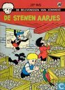 Comic Books - Jeremy and Frankie - De stenen aapjes