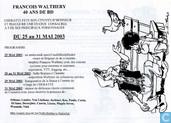 François Walthéry 40 ans de BD