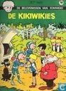 Strips - Jommeke - De Kikiwikies