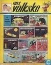 Bandes dessinées - Ons Volkske (tijdschrift) - 1958 nummer  41