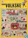 Bandes dessinées - Ons Volkske (tijdschrift) - 1965 nummer  35