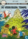 Comic Books - Jeremy and Frankie - De verborgen tempel