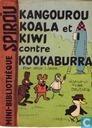 Kangourou Koala et Kiwi contre Kookaburra