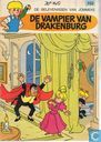 Comic Books - Jeremy and Frankie - De vampier van Drakenburg