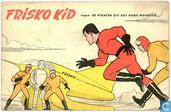 Strips - Frisko Kid - Frisko Kid tegen de piraten uit het hoge noorden