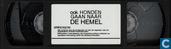 DVD / Video / Blu-ray - VHS video tape - Ook honden gaan naar de hemel