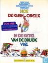 Strips - Asterix - Hoe de kleine Obelix in de ketel van de druïde viel