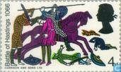 Timbres-poste - Grande-Bretagne [GBR] - Bataille de Hastings 900 années