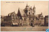 Malines - Les Halles, ancien Hôtel de Ville