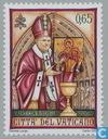 Le pape Benoît XVI se rend